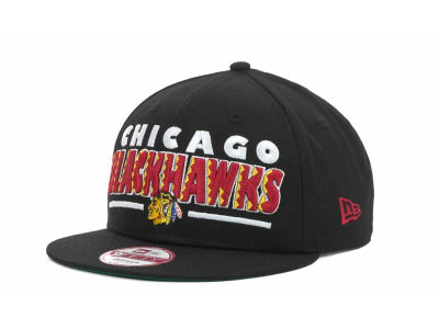 Chicago Blackhawks NHL Retro Sting 9FIFTY Cap Hats