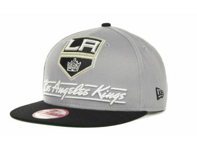 Los Angeles Kings NHL Lightning Strike 9FIFTY Cap Hats