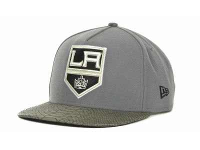 Los Angeles Kings NHL Snake Strapback 9FIFTY Cap Hats