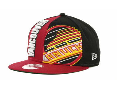 Vancouver Canucks NHL NC Snapback 9FIFTY Cap Hats