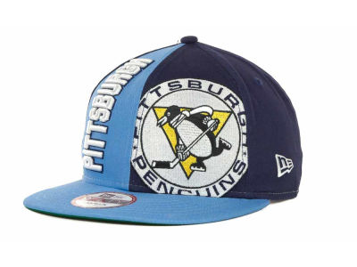 Pittsburgh Penguins NHL NC Snapback 9FIFTY Cap Hats