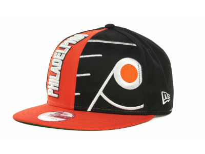 Philadelphia Flyers NHL NC Snapback 9FIFTY Cap Hats