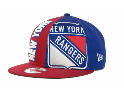 New York Rangers NHL NC Snapback 9FIFTY Cap Hats