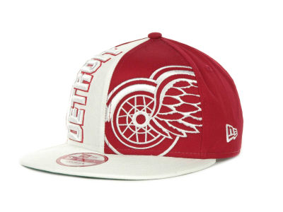 Detroit Red Wings NHL NC Snapback 9FIFTY Cap Hats