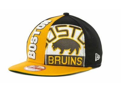 Boston Bruins NHL NC Snapback 9FIFTY Cap Hats