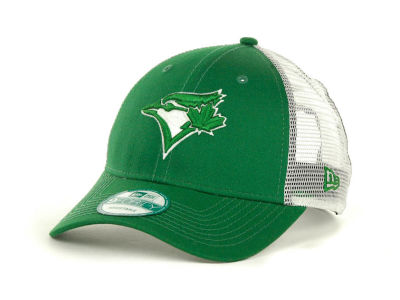 Toronto Blue Jays MLB Mesh Mode 2 St Pats 9FORTY Cap Hats