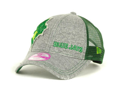 Toronto Blue Jays MLB Twist Trucker St Pats 9FORTY Cap Hats