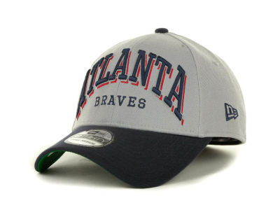 Atlanta Braves MLB Arch Mark Classic 39THIRTY Cap Hats