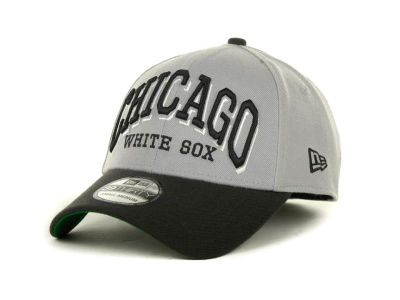 Chicago White Sox MLB Arch Mark Classic 39THIRTY Cap Hats