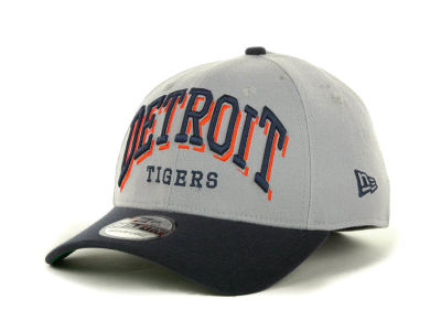 Detroit Tigers MLB Arch Mark Classic 39THIRTY Cap Hats