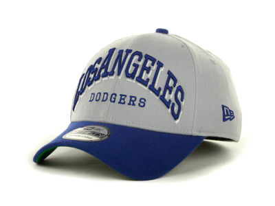 Los Angeles Dodgers MLB Arch Mark Classic 39THIRTY Cap Hats