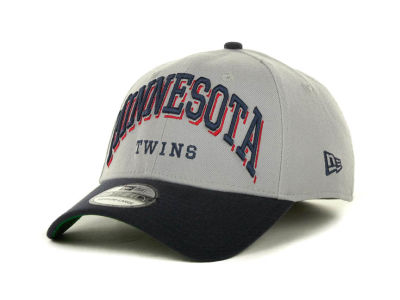 Minnesota Twins MLB Arch Mark Classic 39THIRTY Cap Hats