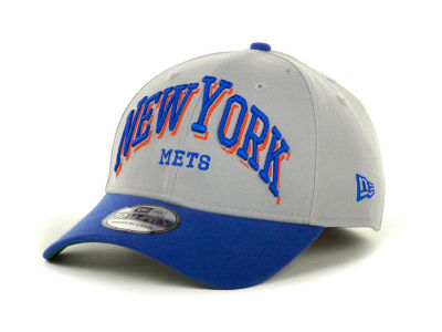New York Mets MLB Arch Mark Classic 39THIRTY Cap Hats