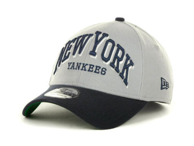 New York Yankees MLB Arch Mark Classic 39THIRTY Cap Hats
