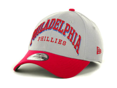 Philadelphia Phillies MLB Arch Mark Classic 39THIRTY Cap Hats