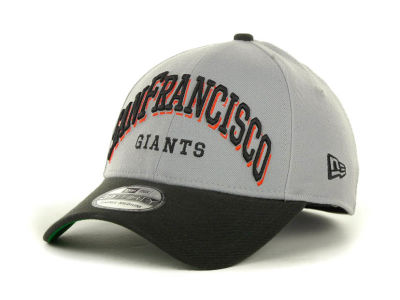 San Francisco Giants MLB Arch Mark Classic 39THIRTY Cap Hats