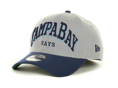 Tampa Bay Rays MLB Arch Mark Classic 39THIRTY Cap Hats