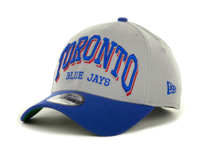 Toronto Blue Jays MLB Arch Mark Classic 39THIRTY Cap Hats