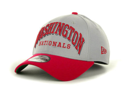 Washington Nationals MLB Arch Mark Classic 39THIRTY Cap Hats