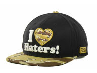 DGK Haters Snapback Cap Adjustable Hats