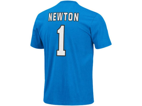 Carolina Panthers Cam Newton VF Licensed Sports Group NFL Eligible Receiver T-Shirt