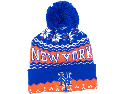 New York Mets MLB Jr Weather Advisory Knit Hats