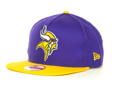 Minnesota Vikings NFL Said Snapback 9FIFTY Cap Hats