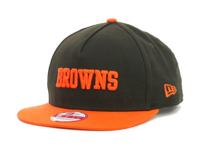 Cleveland Browns NFL Said Snapback 9FIFTY Cap Hats