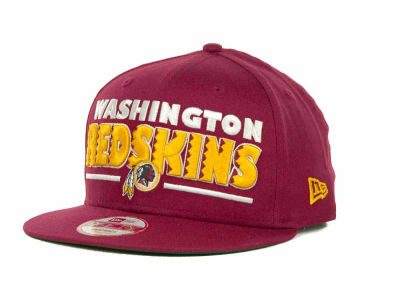 Washington Redskins NFL Retro Sting Snapback 9FIFTY Cap Hats