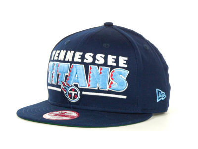 Tennessee Titans NFL Retro Sting Snapback 9FIFTY Cap Hats