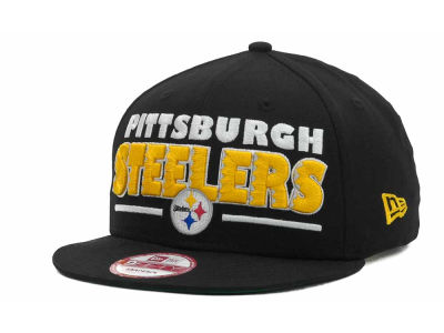 Pittsburgh Steelers NFL Retro Sting Snapback 9FIFTY Cap Hats