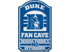 Duke Blue Devils Wincraft 11x17 Wood Sign Flags & Banners