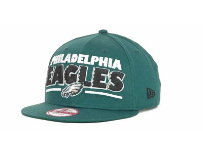 Philadelphia Eagles NFL Retro Sting Snapback 9FIFTY Cap Hats