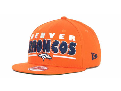 Denver Broncos NFL Retro Sting Snapback 9FIFTY Cap Hats