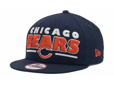 Chicago Bears NFL Retro Sting Snapback 9FIFTY Cap Hats