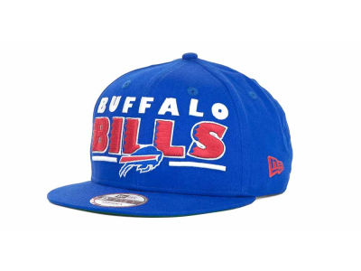 Buffalo Bills NFL Retro Sting Snapback 9FIFTY Cap Hats