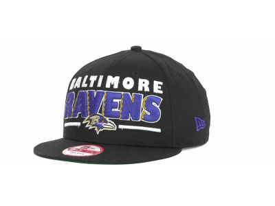 Baltimore Ravens NFL Retro Sting Snapback 9FIFTY Cap Hats