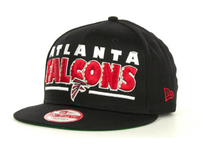 Atlanta Falcons NFL Retro Sting Snapback 9FIFTY Cap Hats