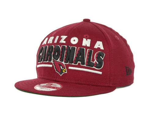 Arizona Cardinals New Era NFL Retro Sting Snapback 9FIFTY Cap Hats
