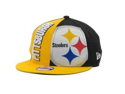 Pittsburgh Steelers NFL Kids NC Snapback 9FIFTY Cap Hats