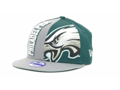 Philadelphia Eagles NFL Kids NC Snapback 9FIFTY Cap Hats