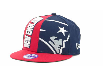 New England Patriots NFL Kids NC Snapback 9FIFTY Cap Hats