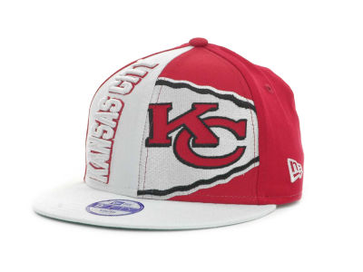 Kansas City Chiefs NFL Kids NC Snapback 9FIFTY Cap Hats