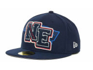 New Era NFL Felt'n 59FIFTY Cap Fitted Hats
