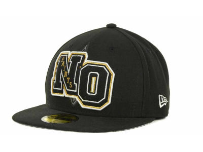 New Orleans Saints NFL Felt'n 59FIFTY Cap Hats