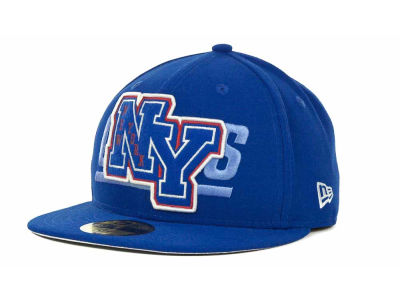 New York Giants NFL Felt'n 59FIFTY Cap Hats