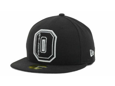 Oakland Raiders NFL Felt'n 59FIFTY Cap Hats