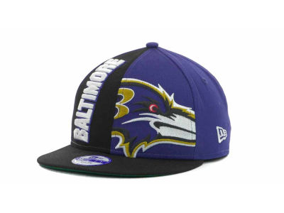 Baltimore Ravens NFL Kids NC Snapback 9FIFTY Cap Hats