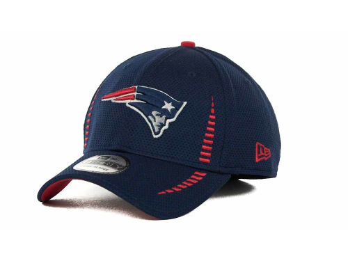 New England Patriots New Era NFL Training Camp 39THIRTY Hats