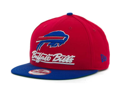 Buffalo Bills NFL Lightning Strike 9FIFTY Cap Hats